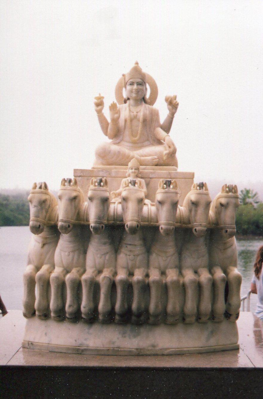 07 Statut divinité