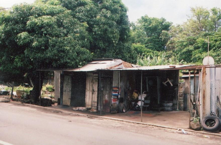 18 garage mauricien